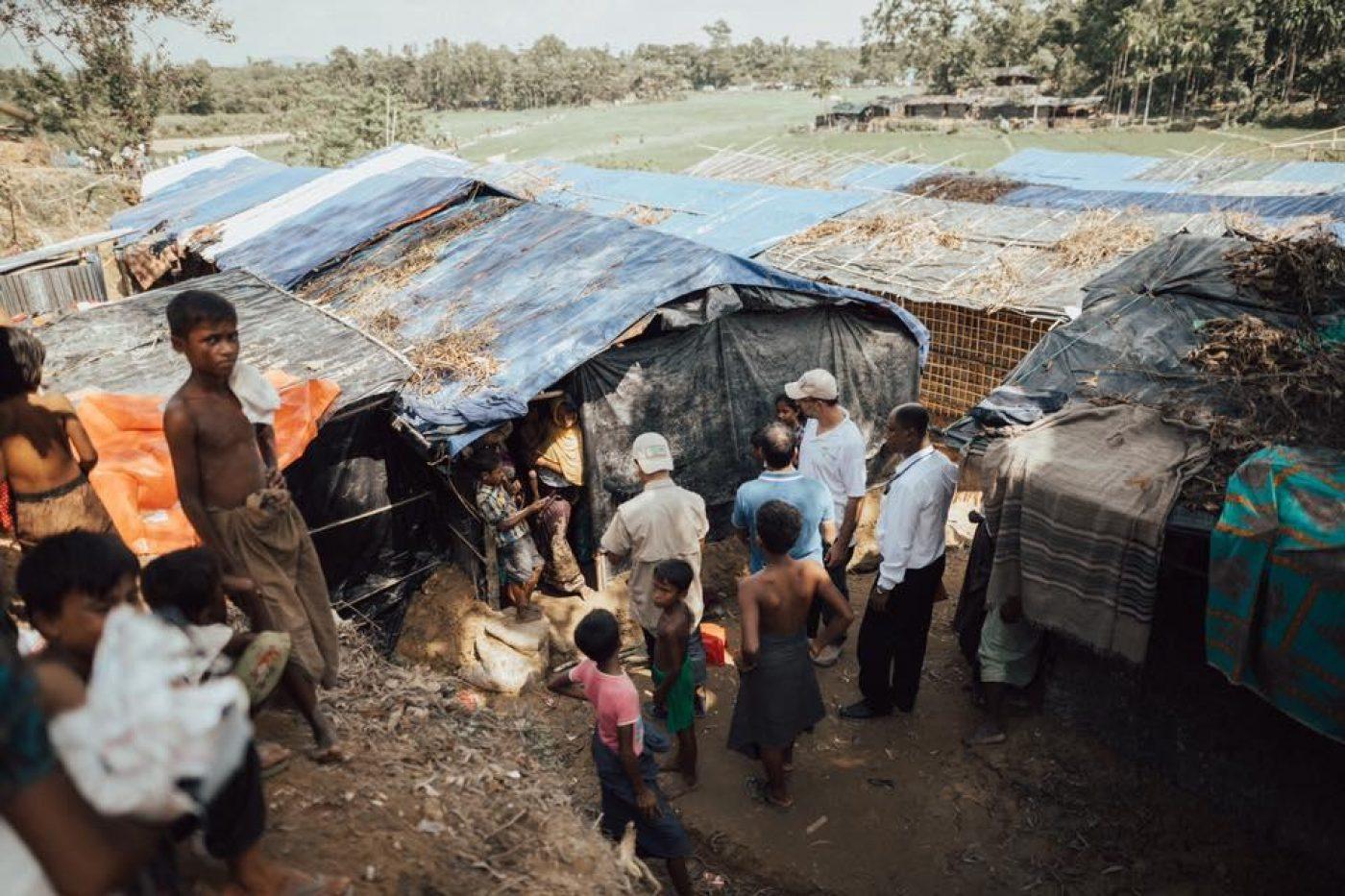 Ausrelief Rohingya Crisis