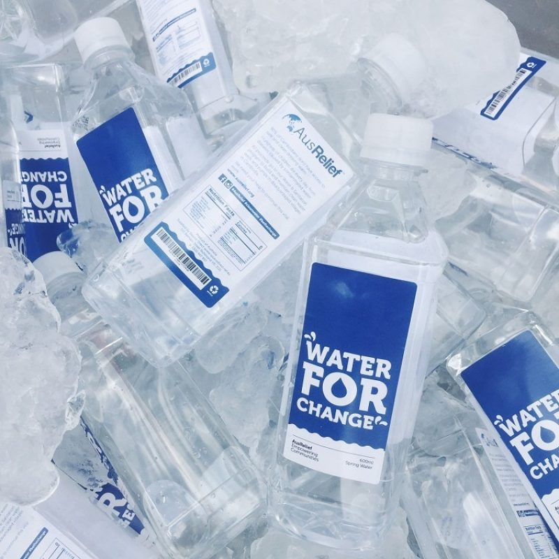 Water for Change